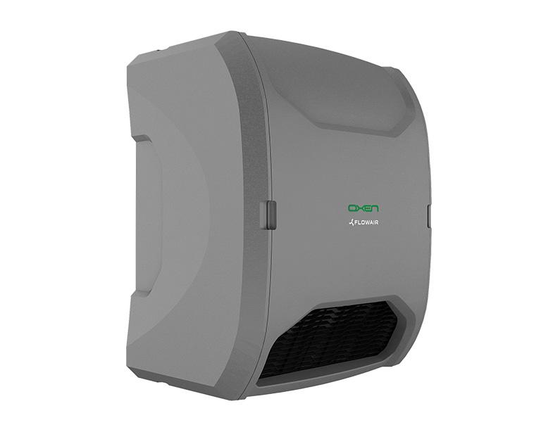 Flowair kompakt hővisszanyerős szellőzőgép (OXeN)